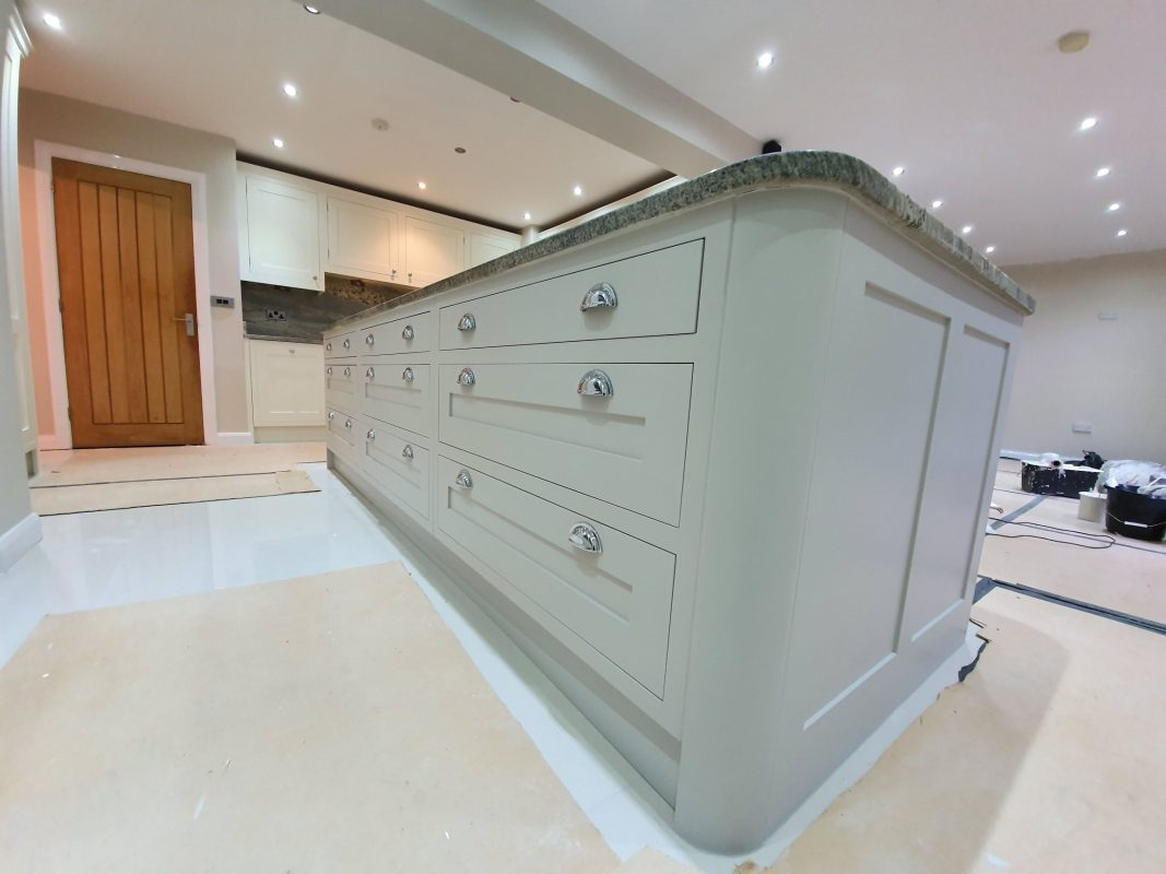 Hand Painted Kitchen Liverpool