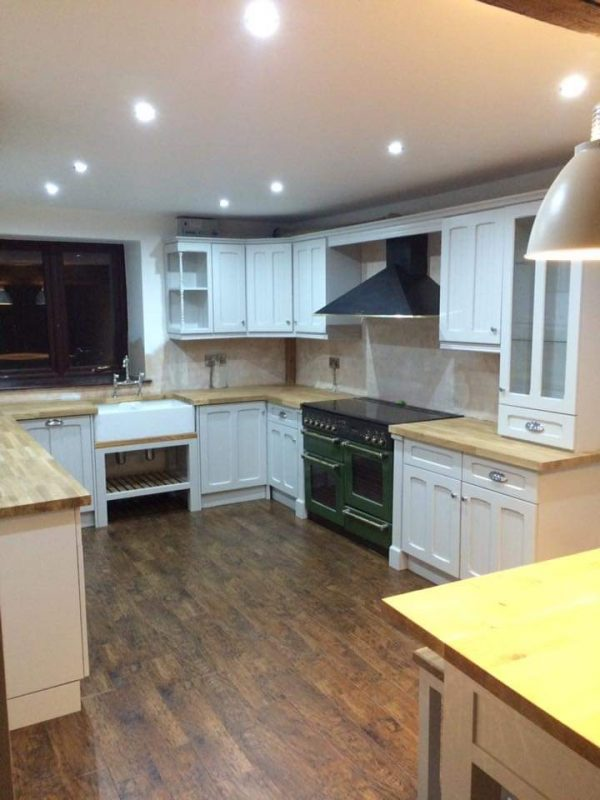 specialist kitchen painter bury