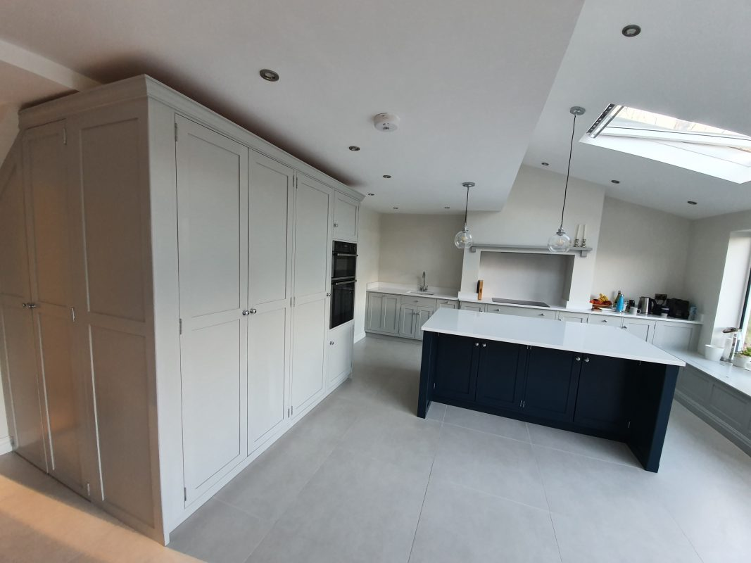 kitchen painter knutsford