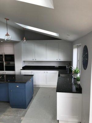hand painted kitchen halifax